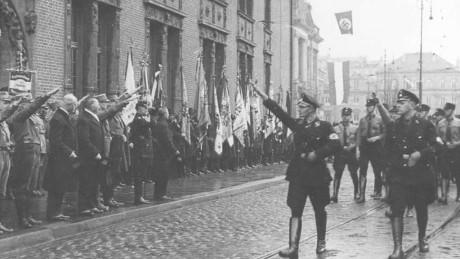 Bremer Polizei und die Nationalsozialisten